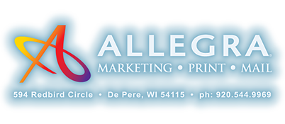 Allegra Logo 500 E. Walnut St., Green Bay - Phone: 920-435-0701